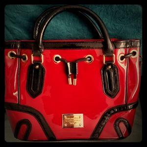 Dolce & Gabbana Patent Red Bag